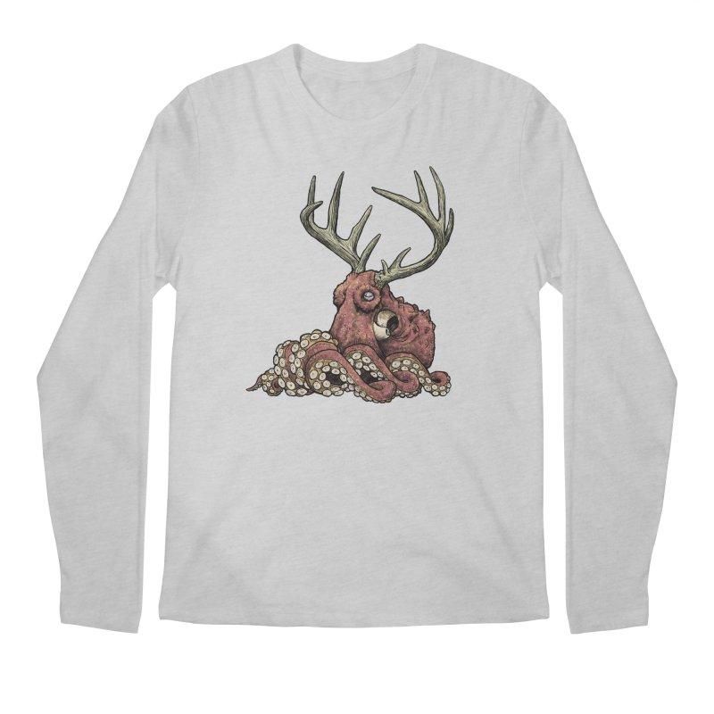 Octolope Men's Longsleeve T-Shirt by Octophant's Artist Shop