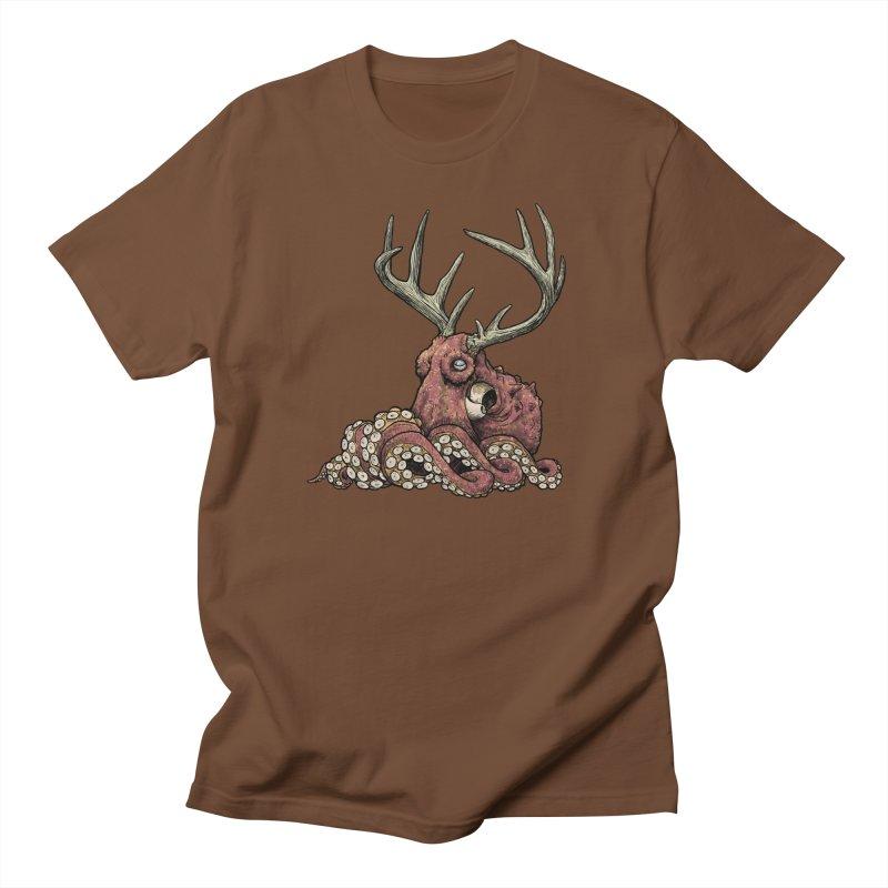 Octolope Men's T-Shirt by Octophant's Artist Shop
