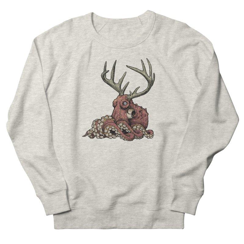 Octolope Women's Sweatshirt by Octophant's Artist Shop