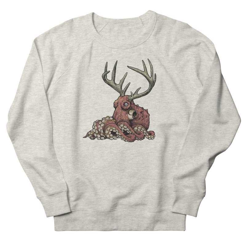 Octolope Men's Sweatshirt by Octophant's Artist Shop