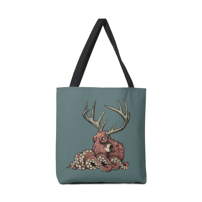 Octolope Accessories Bag by Octophant's Artist Shop