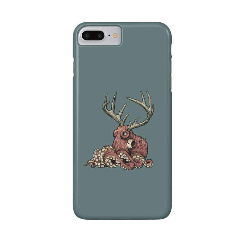 Octolope Accessories Phone Case by Octophant's Artist Shop