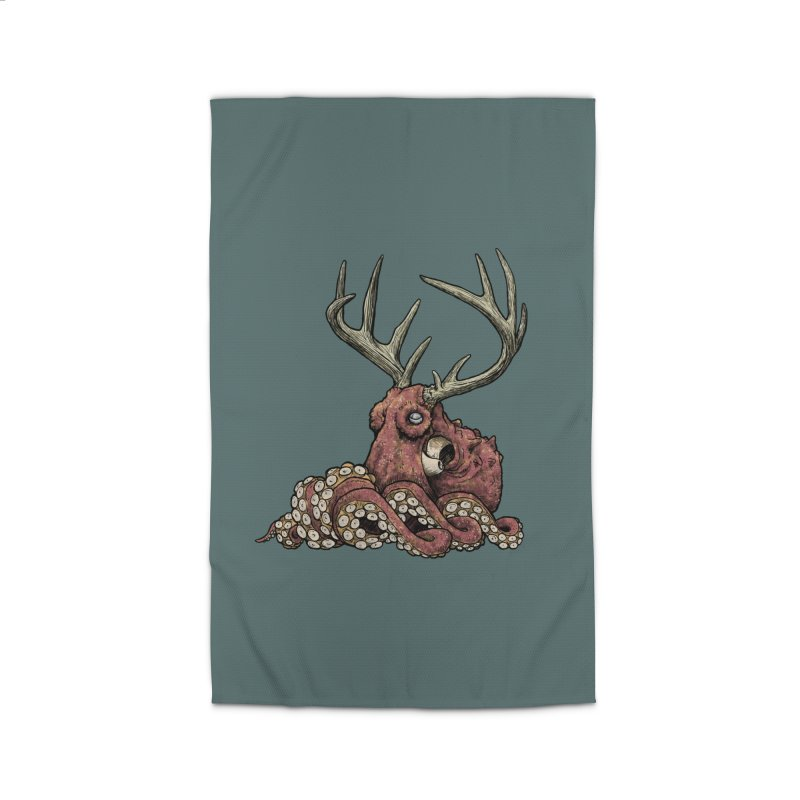 Octolope Home Rug by Octophant's Artist Shop