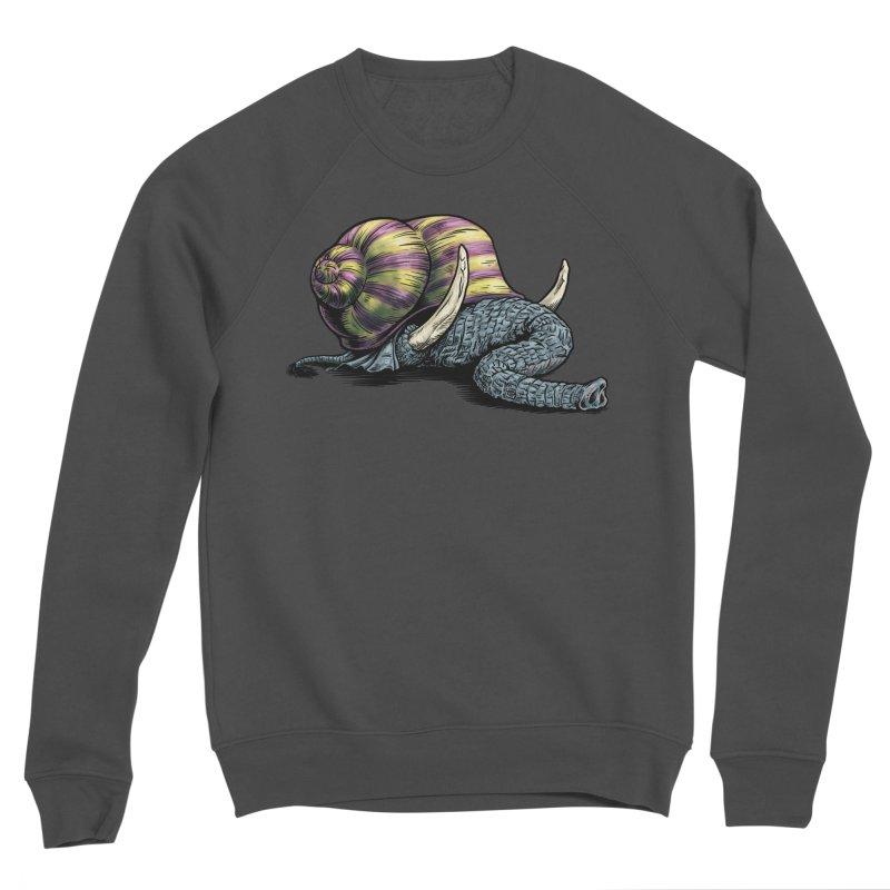 Shellephant Women's Sponge Fleece Sweatshirt by Octophant's Artist Shop