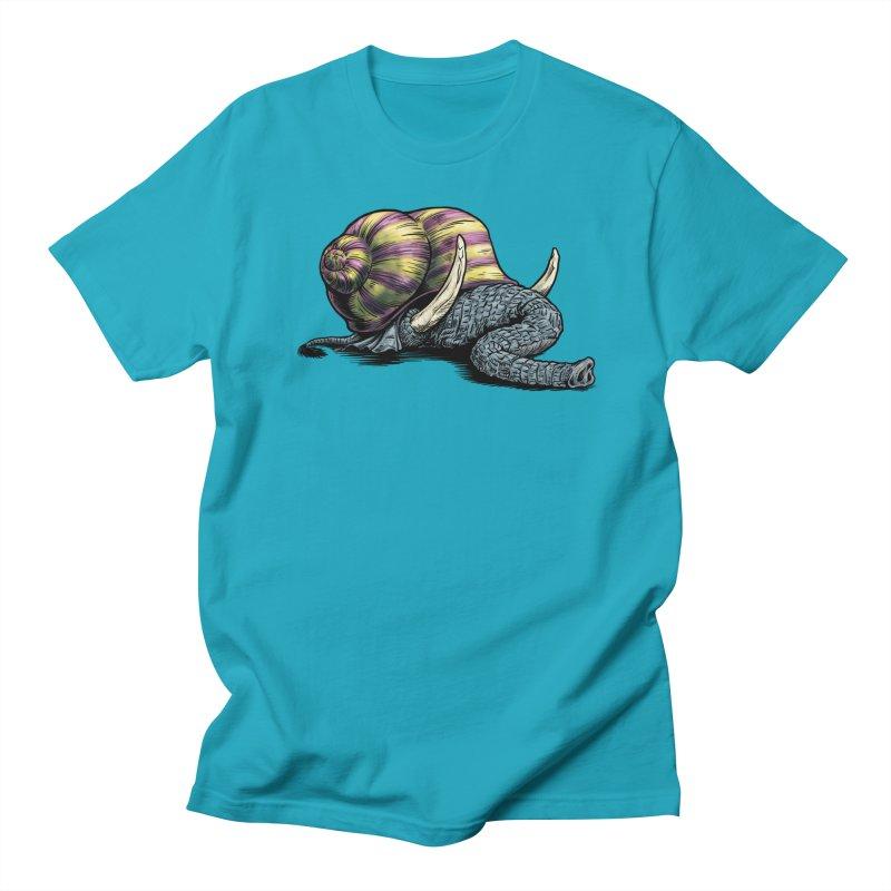 Shellephant Women's Regular Unisex T-Shirt by Octophant's Artist Shop