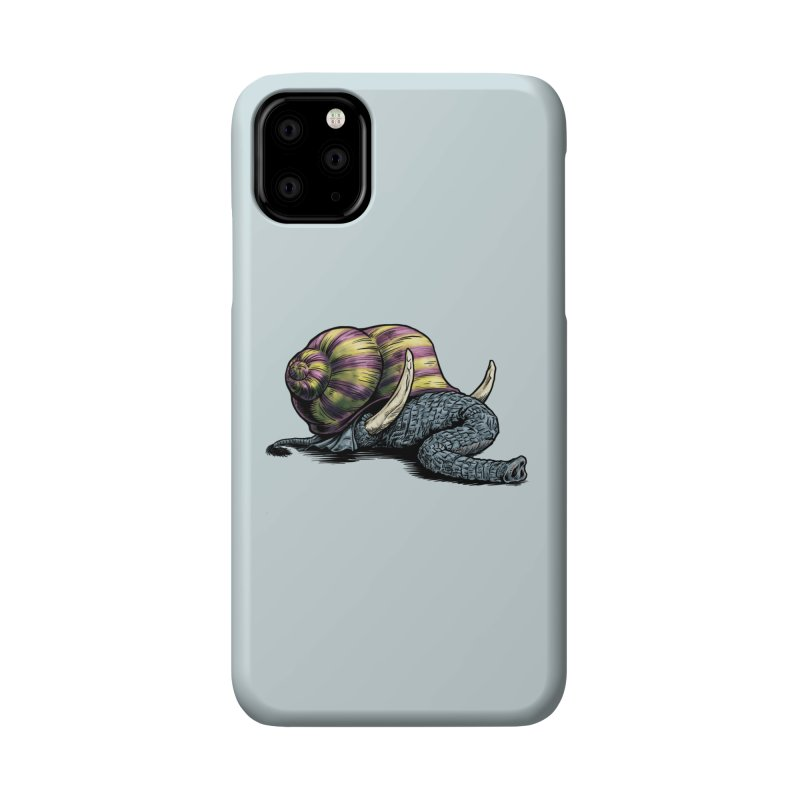Shellephant Accessories Phone Case by Octophant's Artist Shop
