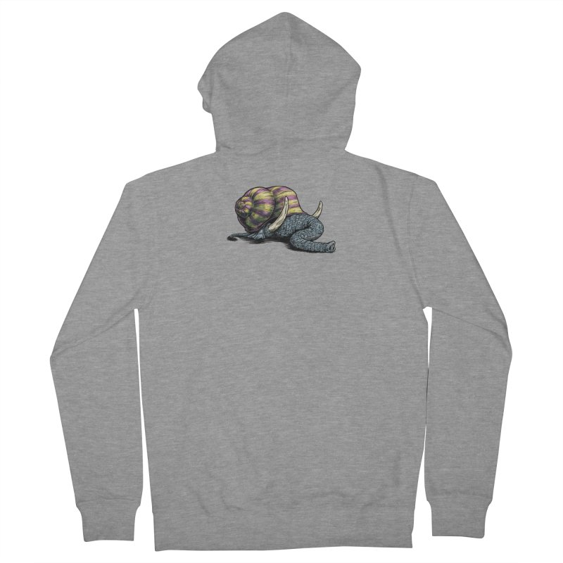 Shellephant Men's French Terry Zip-Up Hoody by Octophant's Artist Shop