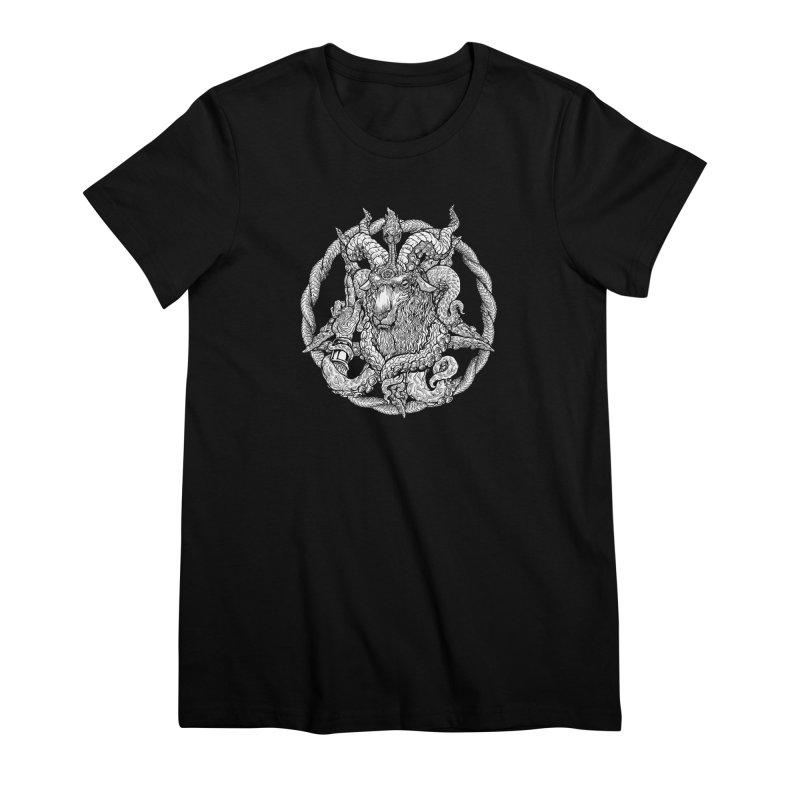 Baphothulhumet Women's Premium T-Shirt by Octophant's Artist Shop
