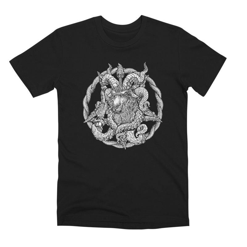 Baphothulhumet Men's Premium T-Shirt by Octophant's Artist Shop