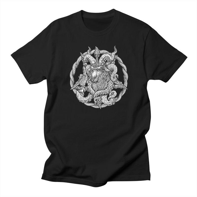 Baphothulhumet Men's T-Shirt by Octophant's Artist Shop