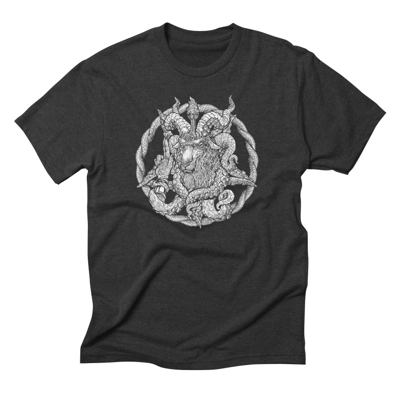 Baphothulhumet Men's Triblend T-Shirt by Octophant's Artist Shop