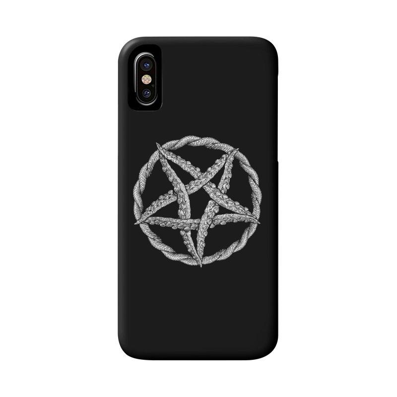 Tentagram Accessories Phone Case by Octophant's Artist Shop
