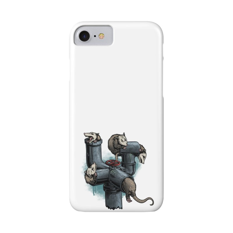 Possum Pipe Accessories Phone Case by Octophant's Artist Shop