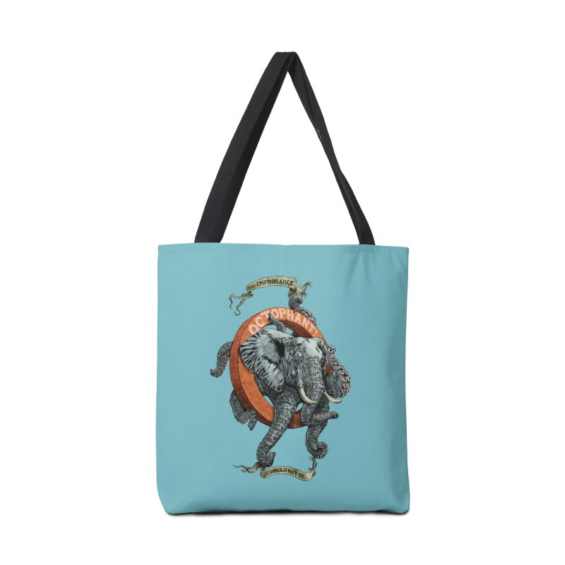 The Improbable Octophant Accessories Bag by Octophant's Artist Shop