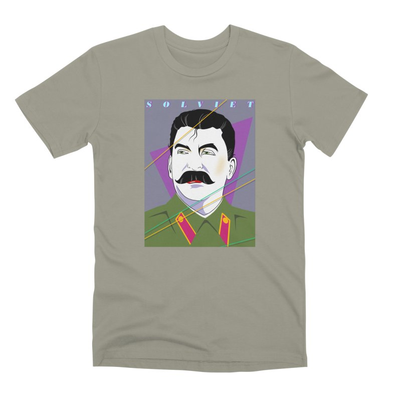 Solviet Nagel Men's Premium T-Shirt by Octophant's Artist Shop