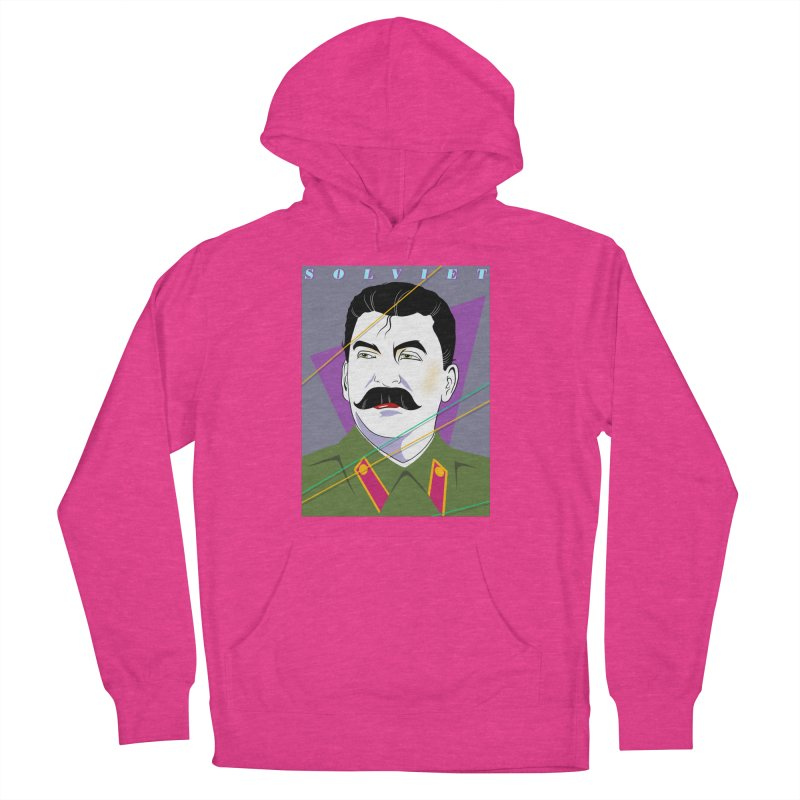 Solviet Nagel Women's French Terry Pullover Hoody by Octophant's Artist Shop