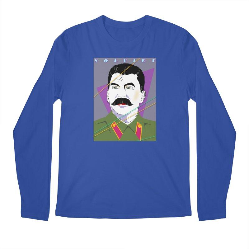 Solviet Nagel Men's Regular Longsleeve T-Shirt by Octophant's Artist Shop