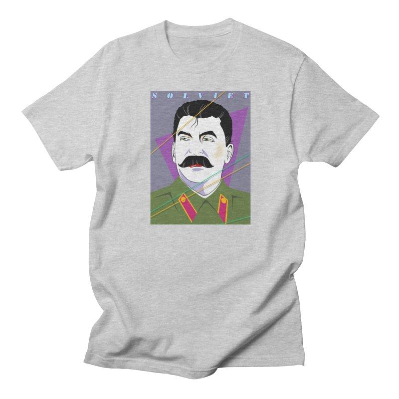 Solviet Nagel Men's Regular T-Shirt by Octophant's Artist Shop