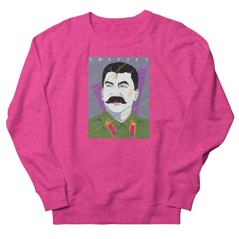 Solviet Nagel Women's French Terry Sweatshirt by Octophant's Artist Shop