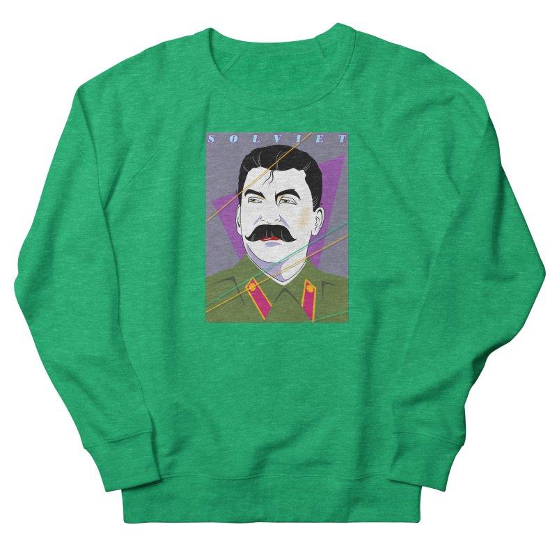 Solviet Nagel Men's French Terry Sweatshirt by Octophant's Artist Shop