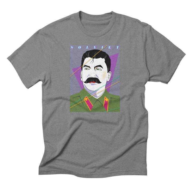 Solviet Nagel Men's Triblend T-Shirt by Octophant's Artist Shop