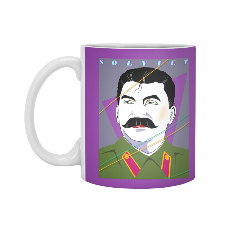 Solviet Nagel Accessories Mug by Octophant's Artist Shop