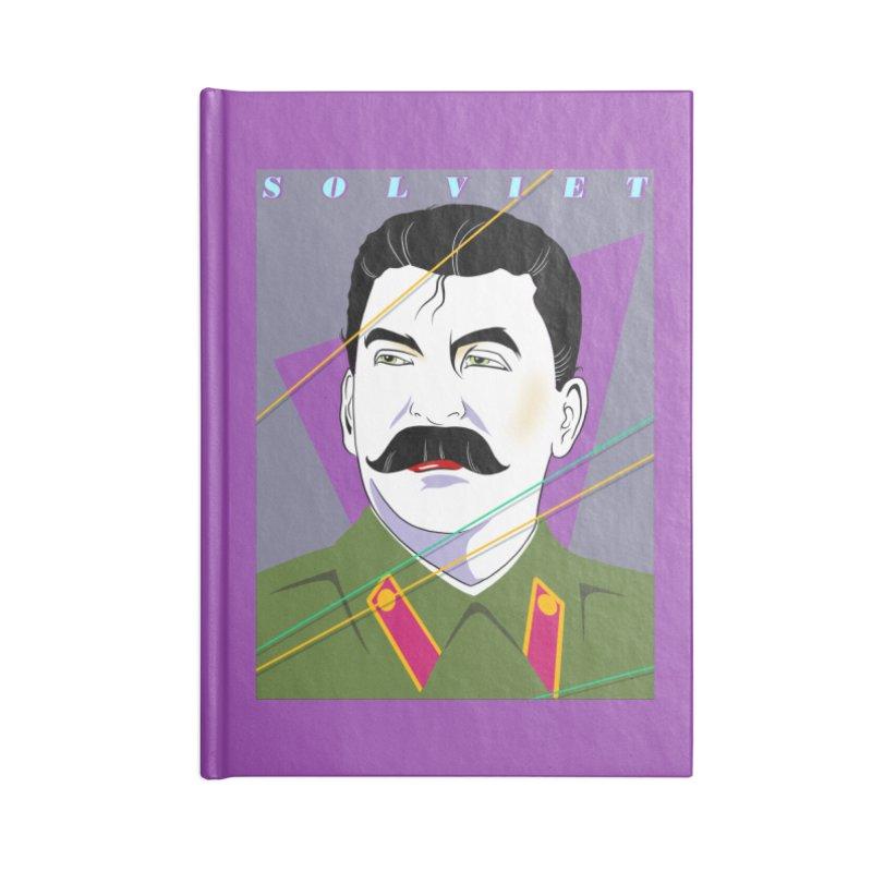 Solviet Nagel Accessories Notebook by Octophant's Artist Shop