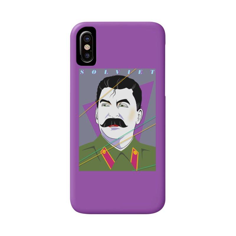 Solviet Nagel Accessories Phone Case by Octophant's Artist Shop
