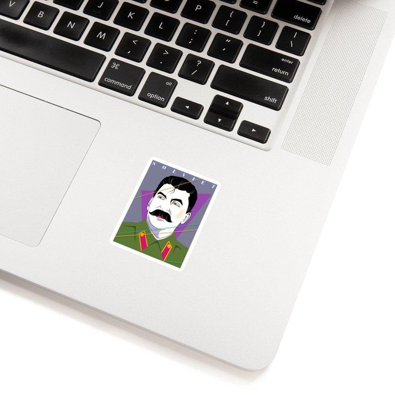Solviet Nagel Accessories Sticker by Octophant's Artist Shop