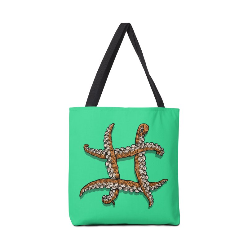 Octothorpe Accessories Tote Bag Bag by Octophant's Artist Shop