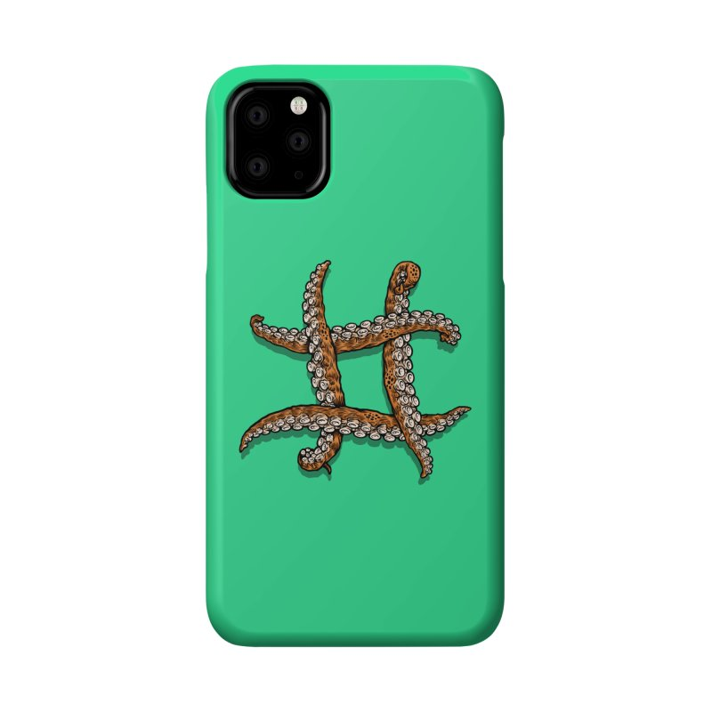 Octothorpe Accessories Phone Case by Octophant's Artist Shop