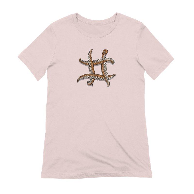 Octothorpe Women's Extra Soft T-Shirt by Octophant's Artist Shop