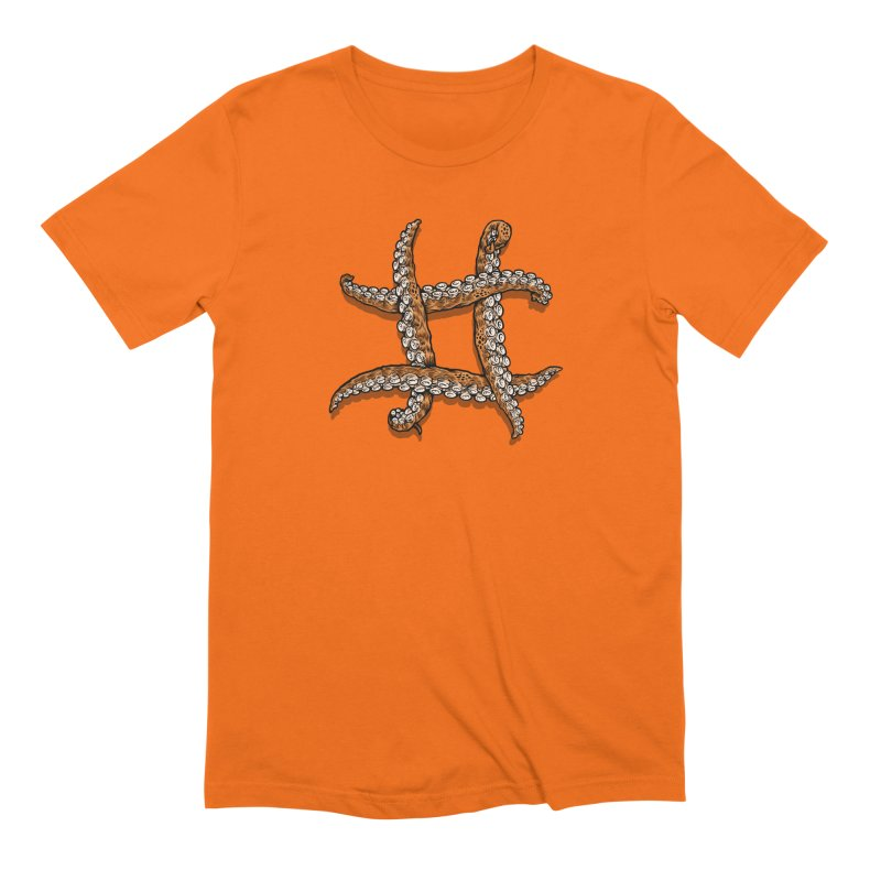 Octothorpe Men's Extra Soft T-Shirt by Octophant's Artist Shop