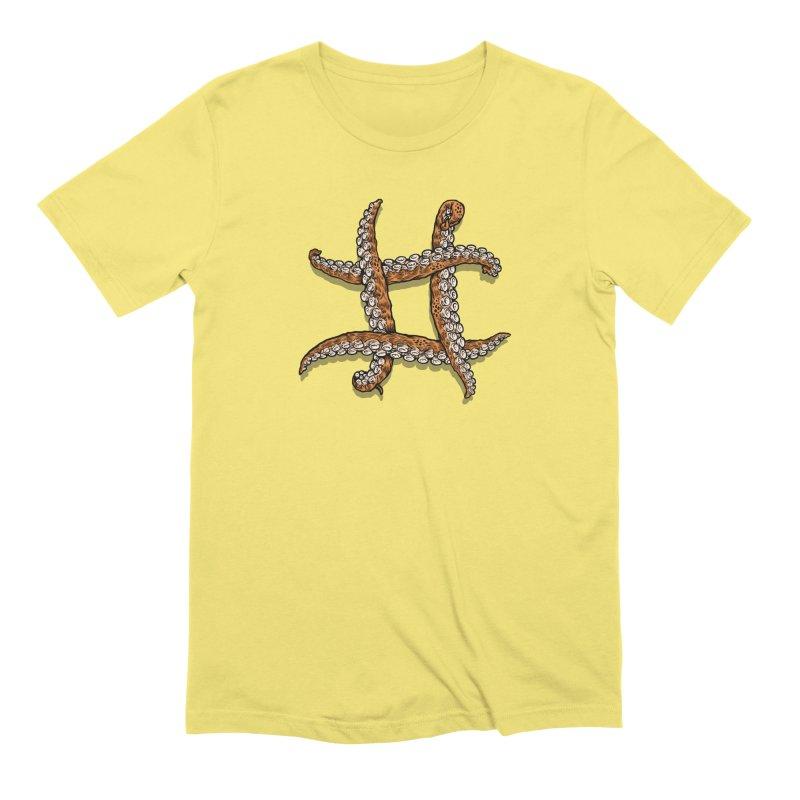 Octothorpe Men's Extra Soft T-Shirt by Octophant's Artist Shop