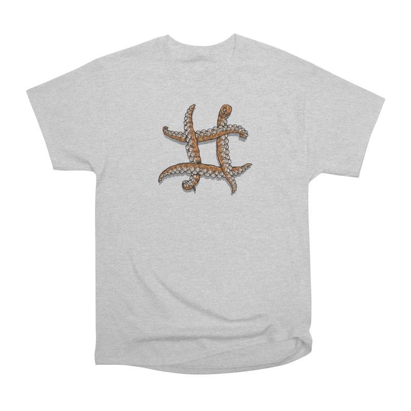 Octothorpe Men's Heavyweight T-Shirt by Octophant's Artist Shop