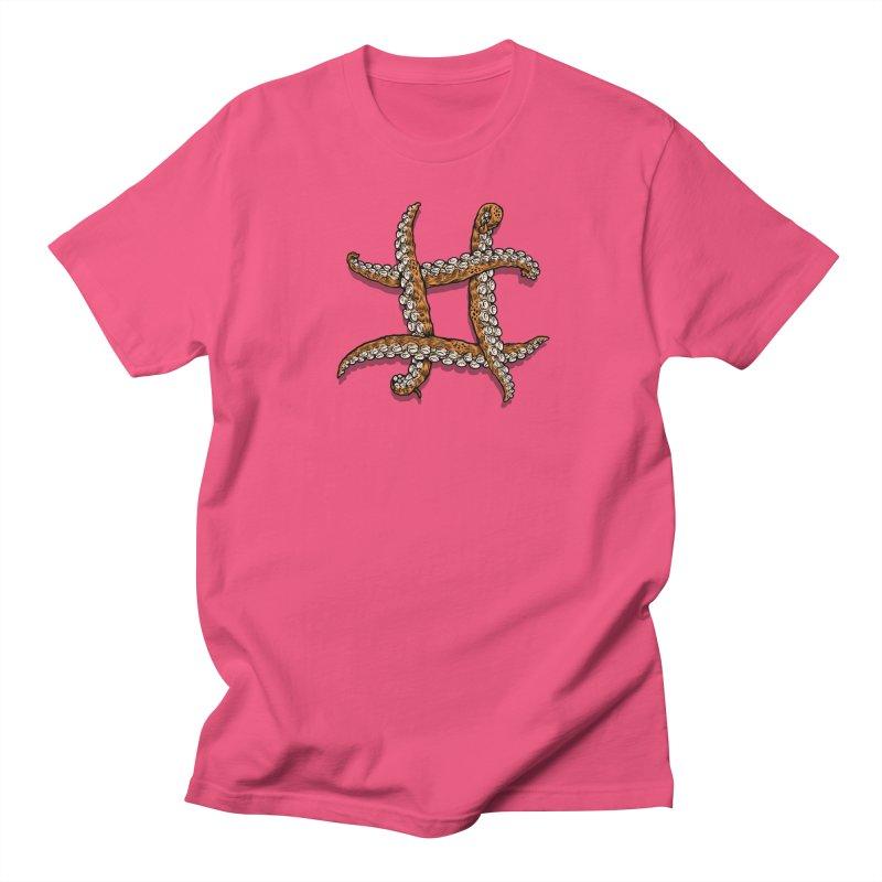 Octothorpe Men's Regular T-Shirt by Octophant's Artist Shop