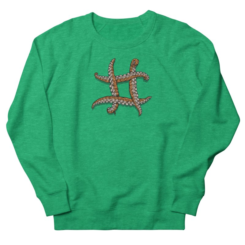 Octothorpe Women's French Terry Sweatshirt by Octophant's Artist Shop
