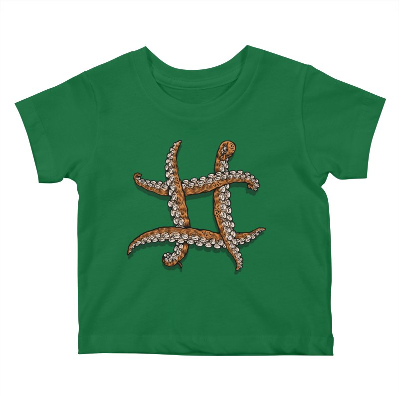 Octothorpe Kids Baby T-Shirt by Octophant's Artist Shop