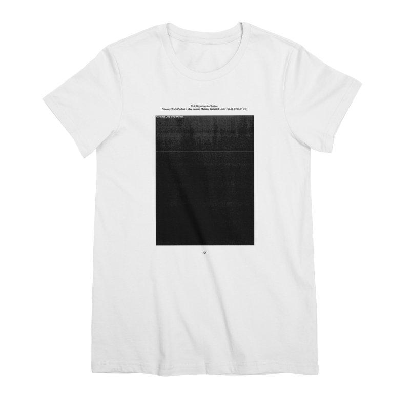 HOM Women's Premium T-Shirt by Octophant's Artist Shop