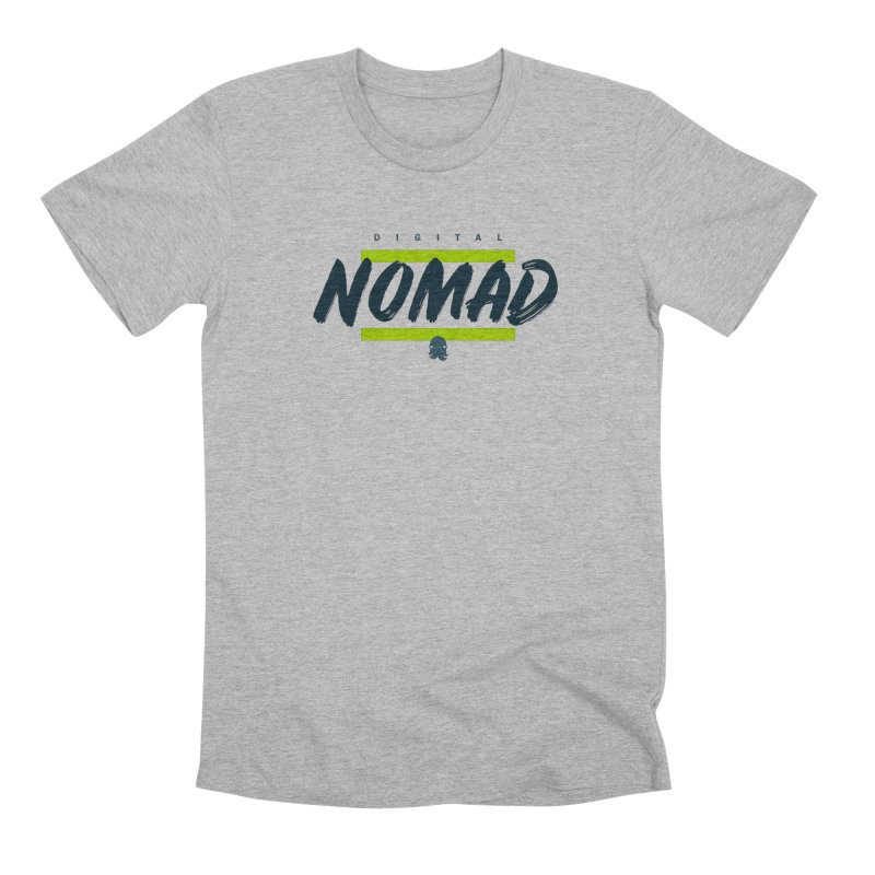 The Nomad Men's T-Shirt by octopy