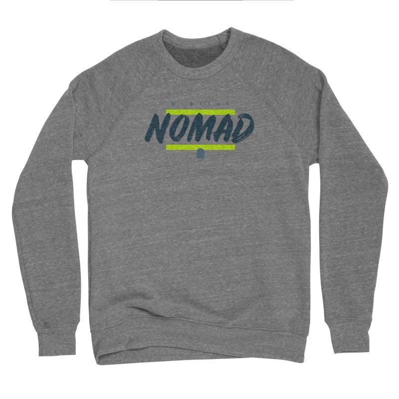 The Nomad Women's Sweatshirt by octopy