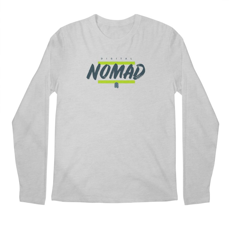 The Nomad Men's Longsleeve T-Shirt by octopy