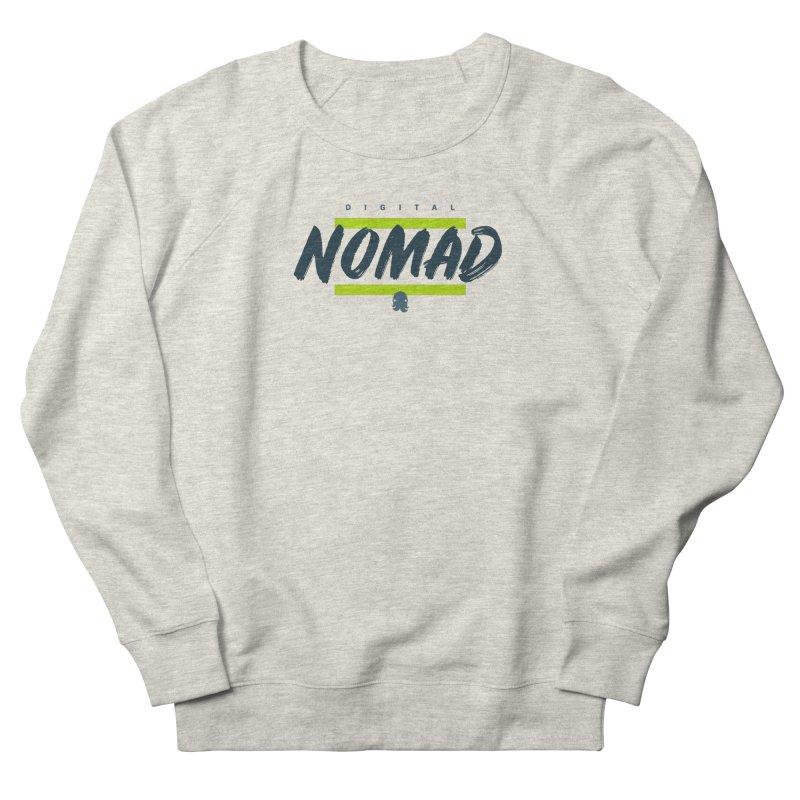 The Nomad Men's Sweatshirt by octopy