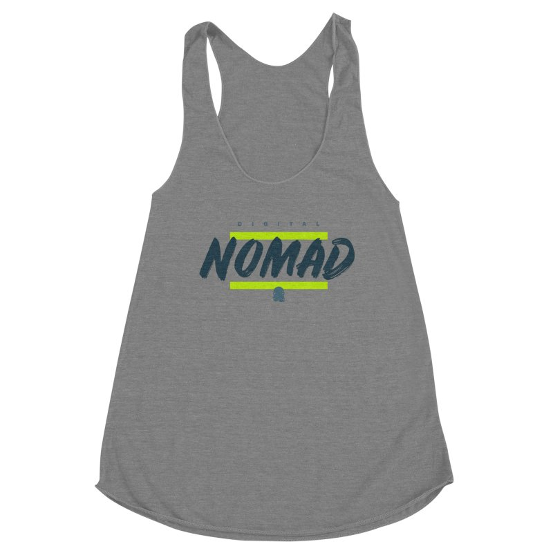 The Nomad Women's Tank by octopy