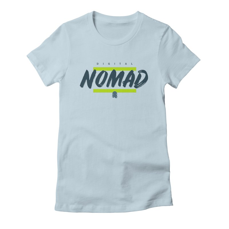 The Nomad Women's T-Shirt by octopy
