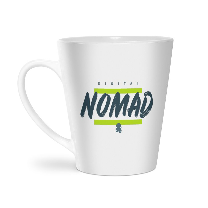 The Nomad Accessories Mug by octopy