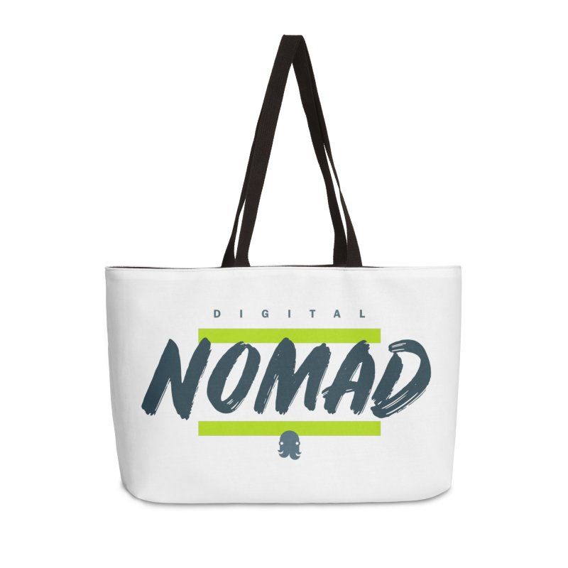 The Nomad Accessories Bag by octopy