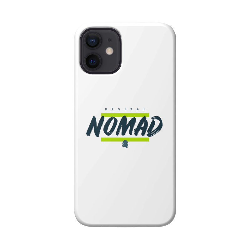 The Nomad Accessories Phone Case by octopy