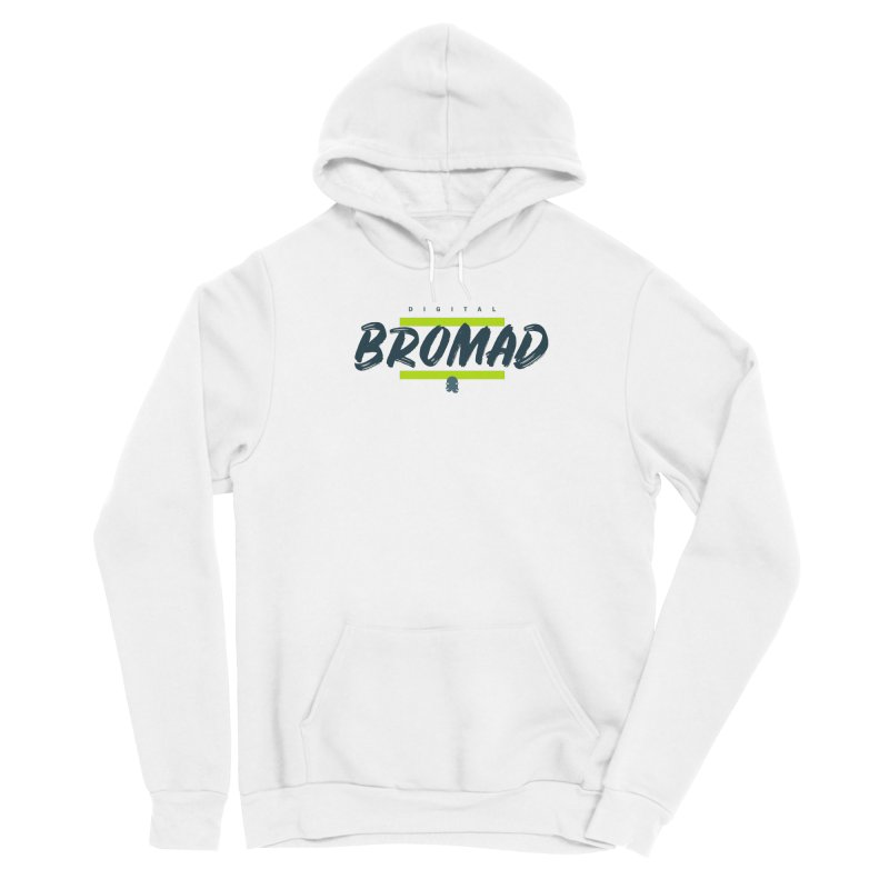 The Bromad Men's Pullover Hoody by octopy