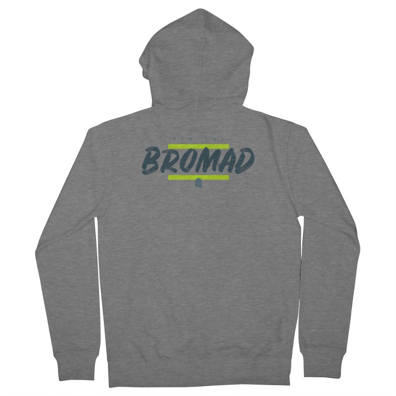 The Bromad Women's Zip-Up Hoody by octopy